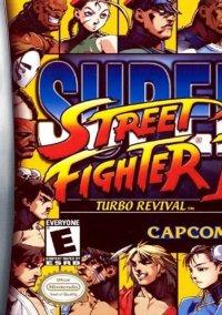 Super Street Fighter II Turbo Revival – фото обложки игры