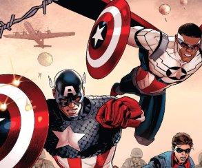 Marvel Generations: отправившись впрошлое, Сэм Уилсон прожил там целую жизнь