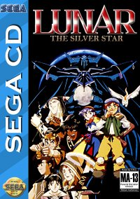 Lunar: The Silver Star – фото обложки игры