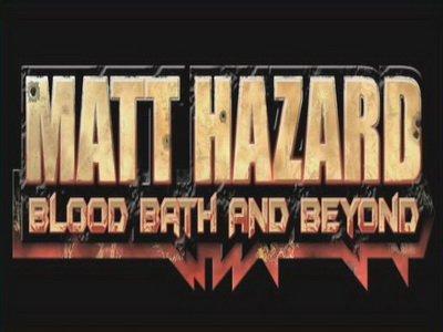 Matt Hazard: Blood Bath and Beyond. Геймплей