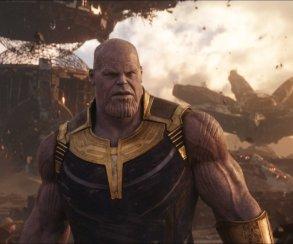 Моддер перенесТаноса изфильма«Мстители: Война Бесконечности» вGTA5