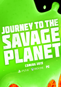Journey to the Savage Planet – фото обложки игры