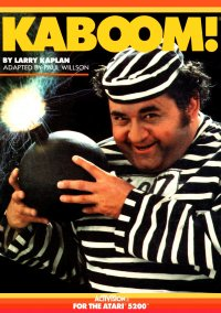 Kaboom! – фото обложки игры