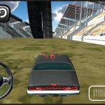 Скриншот Retro Stunt Car Parking 3D – Изображение 3