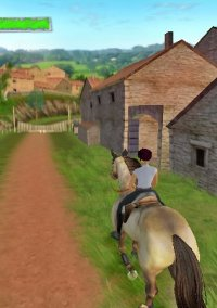 Ellen Whitaker's Horse Life – фото обложки игры