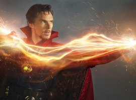 Доктор Стрэндж становится Железным Человеком наконцепт-артах последних «Мстителей»