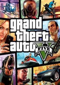 Grand Theft Auto 5 – фото обложки игры
