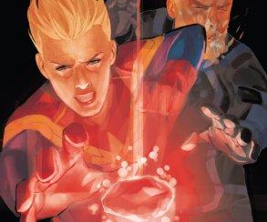 Вновом номере «Капитана Марвел» представили доброго Таноса, который хочет мира вовсей Галактике