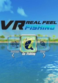 Real Fishing VR – фото обложки игры
