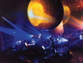 Альбом Planetarium — простой способ отправиться в космос прямо сейчас