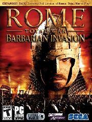 Rome: Total War - Barbarian Invasion – фото обложки игры