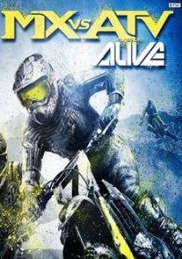 MX vs. ATV Alive – фото обложки игры