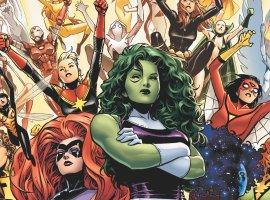 Женщины-супергерои, о которых стоило бы снять фильм или сериал
