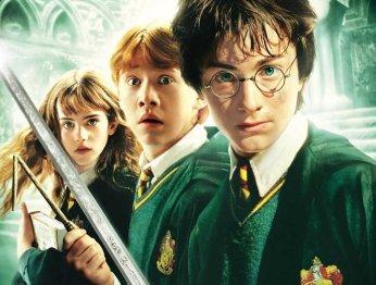 Серия игр Harry Potter