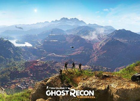 12 часов сTom Clancy's Ghost Recon: Wildlands