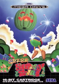 Super Fantasy Zone – фото обложки игры
