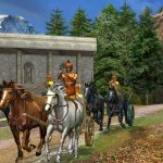 Скриншот Chariots: The First Olympics – Изображение 1