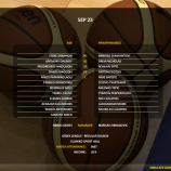 Скриншот World Basketball Manager 2012 – Изображение 1