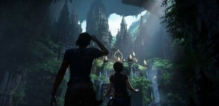 Uncharted: The Lost Legacy. Трейлер о создании Асава
