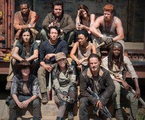«Ходячих мертвецов» продлили на шестой сезон