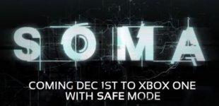 SOMA. Тизер-трейлер для Xbox One