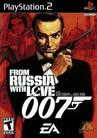 From Russia with Love – фото обложки игры