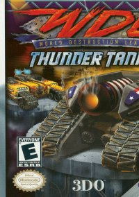 World Destruction League: Thunder Tanks – фото обложки игры