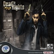 Dead to Rights – фото обложки игры