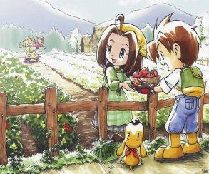 Новая часть Harvest Moon дебютировала на первом месте японского чарта