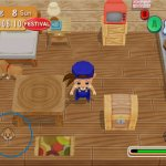 Скриншот Harvest Moon: Magical Melody – Изображение 1