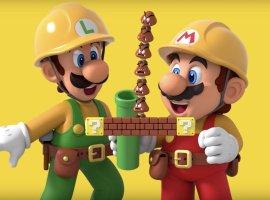 Четвертой самой высоко оцененной игрой 2019 года стала Super Mario Maker 2