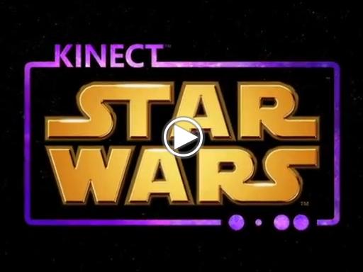 Kinect Star Wars - E3 2011. Презентация