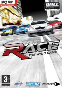 Race – The Official WTCC Game – фото обложки игры