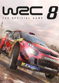 WRC 8 FIA World Rally Championship – фото обложки игры