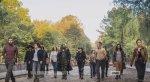 Сын Мэгги, путешествие вВашингтон имногое другое нановых кадрах 9 сезона «Ходячих мертвецов». - Изображение 20