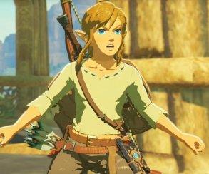 Все подробности The Legend of Zelda: Breath of the Wild с E3 2016