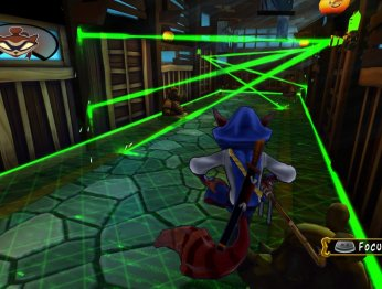 Sly Cooper: Thieves in Time: впечатления