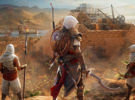 В PS Store началась июльская распродажа. Assassin's Creed Origins, Vampyr и другие игры со скидками
