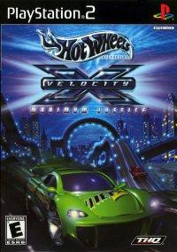 Hot Wheels Velocity X – фото обложки игры
