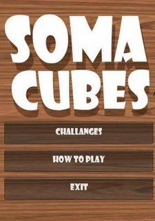 3D Soma Puzzle