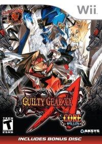 Guilty Gear XX Accent Core Plus – фото обложки игры