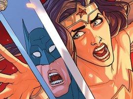 Невыспавшийся Бэтмен подставил Лигу справедливости