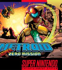 Metroid Super Zero Mission – фото обложки игры