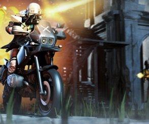 Хайлайт дня: на мотоцикле в окно!