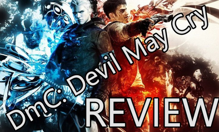 Обзор DmC Devil May Cry