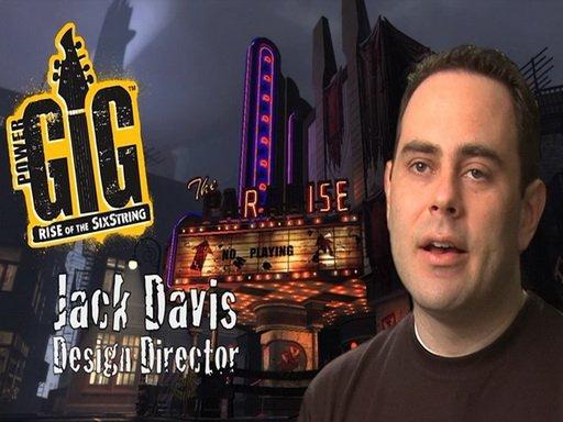 Power Gig: Rise of the Six String. Дневники разработчиков