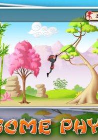 Ninja Jump Kid - Super Fun Stick-man Run Action Game For Kids PRO