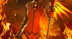 Дьяволица Ангел вогненном косплее поOverwatch. - Изображение 4