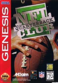 NFL Quarterback Club – фото обложки игры