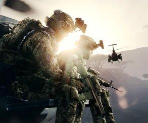 Иранское ТВ выдало кадры Medal of Honor за подвиг своих снайперов